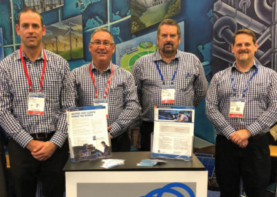 Connecting at DistribuTECH 2018